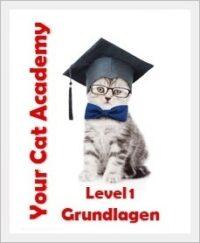 Abzeichen Level 1 - Your Cat Academy